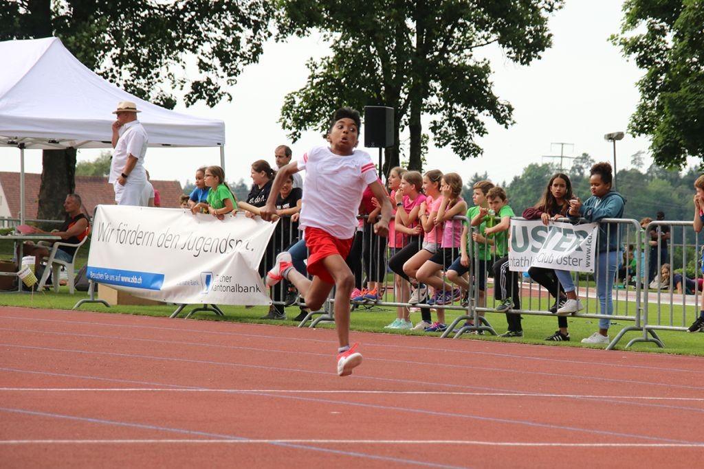«Schnällscht Uschtermer Schuelklass» 2019