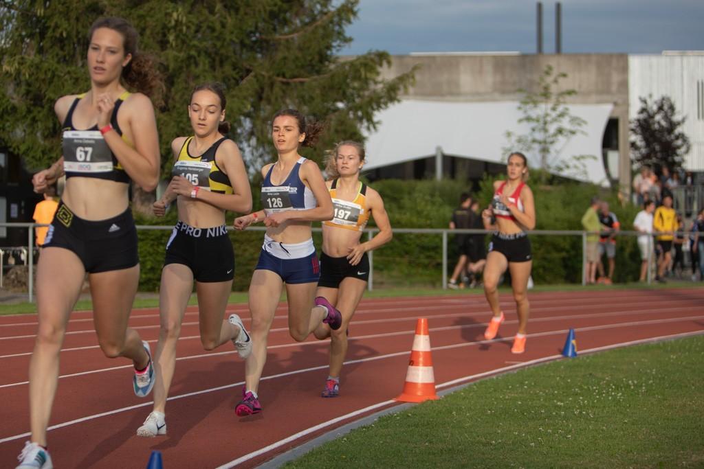 800 m - Uster Running 2020