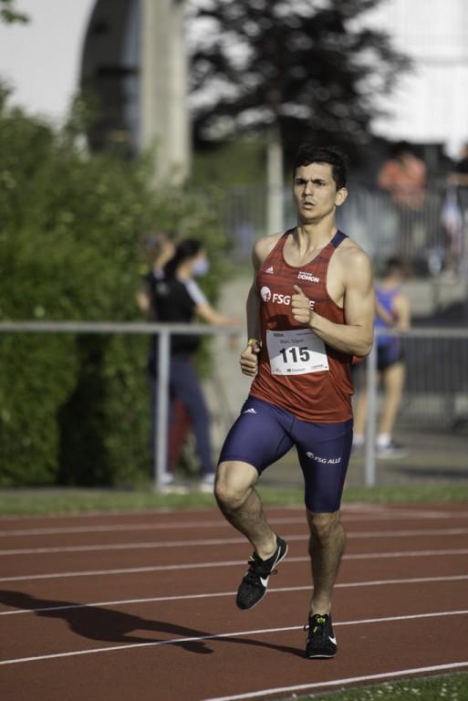 800 m - Uster Running 2021