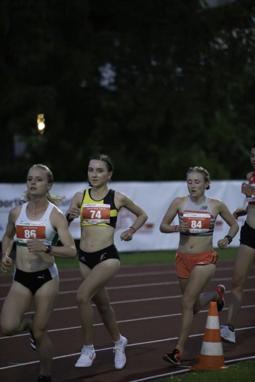 SM 10'000 m 2021